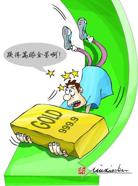 国际现货黄金