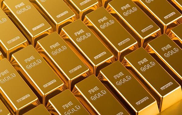 国际黄金价格走势图怎么看