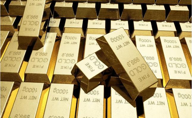 现货黄金交易的
