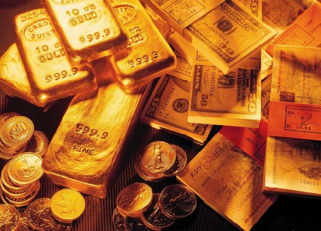炒国际现货黄金