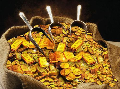 实物黄金历史价格